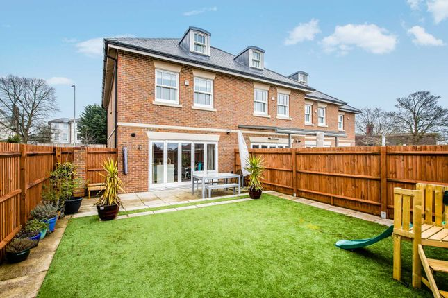 Thumbnail End terrace house for sale in London Road, Southborough, Tunbridge Wells