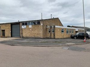 Thumbnail Warehouse for sale in Morris Road, Leicester
