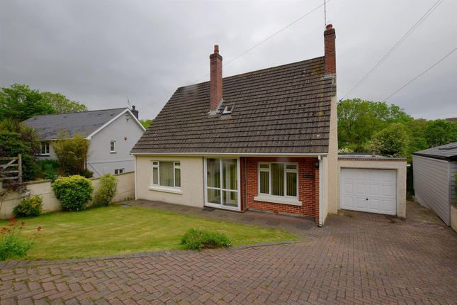 Thumbnail Detached bungalow for sale in Felin Road, Aberporth, Cardigan