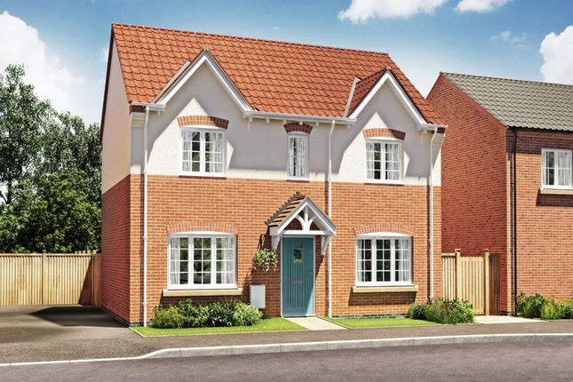 Thumbnail Detached house for sale in The Lichfield, Waingroves Road, Waingroves, Derbyshire