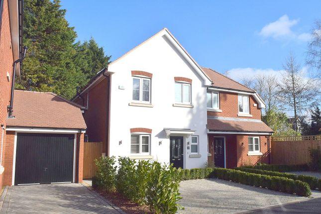 Thumbnail Semi-detached house for sale in Hersham Road, Hersham, Walton-On-Thames