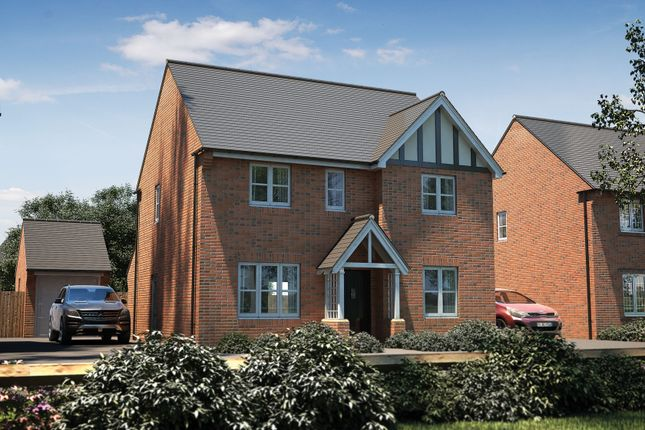 "Thumbnail Detached house for sale in ""The Berrington"" at Bishopsfield Road, Fareham"