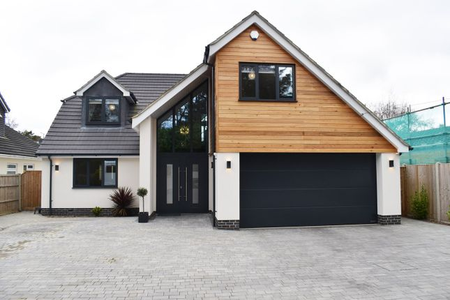 Detached house for sale in Lions Lane, Ashley Heath, Ringwood