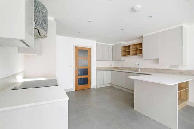 Thumbnail 3 bed detached house for sale in Upper Brighton Road, Surbiton, Surrey