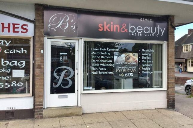 Thumbnail Retail premises for sale in 386 Penn Road, Wolverhampton