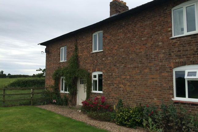 Thumbnail Property to rent in Bickley Wood, Malpas