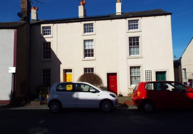 Thumbnail Terraced house to rent in South Street, Cockermouth, Cumbria