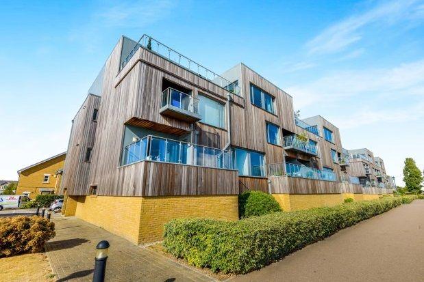 Thumbnail Flat to rent in Parade Walk, Shoeburyness, Southend-On-Sea