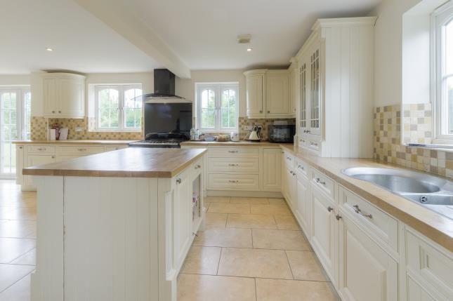 Kitchen of Prestwick Road, Great Denham, Bedford, Bedfordshire MK40