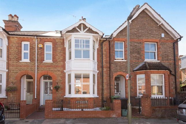 Thumbnail Semi-detached house for sale in Testard Road, Guildford