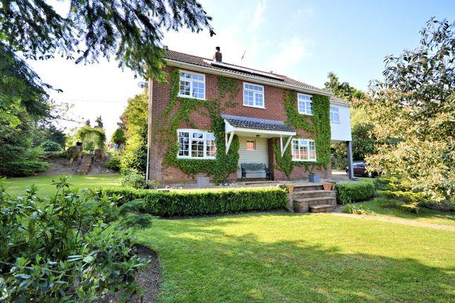 Thumbnail Detached house for sale in Harkers Lane, Swanton Morley, Dereham