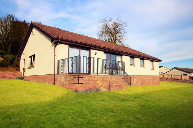 Thumbnail Detached bungalow for sale in David Wilson Park, Balmullo, St. Andrews