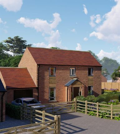 Thumbnail Detached house for sale in Orchard Gardens, Morton On Swale, Northallerton