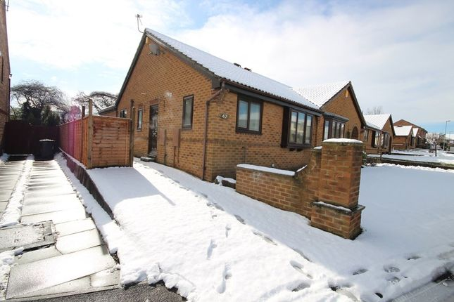 Thumbnail Semi-detached bungalow to rent in Meadowgate Drive, Lofthouse, Wakefield, West Yorkshire