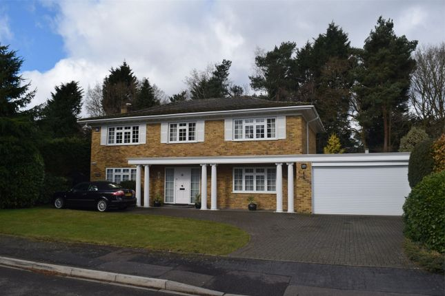 Photo of Robin Hill Drive, Camberley, Surrey GU15