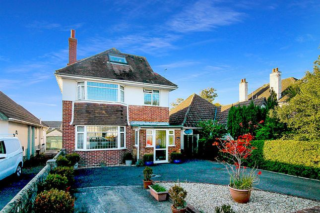 Thumbnail Detached house for sale in Stanley Green Road, Oakdale, Poole