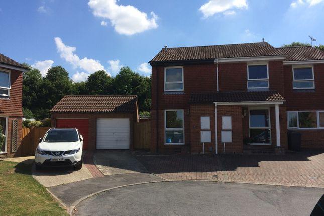 2 bed semi-detached house to rent in Scarlatti Road, Basingstoke