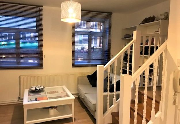 Thumbnail Flat to rent in Redvers Street, London