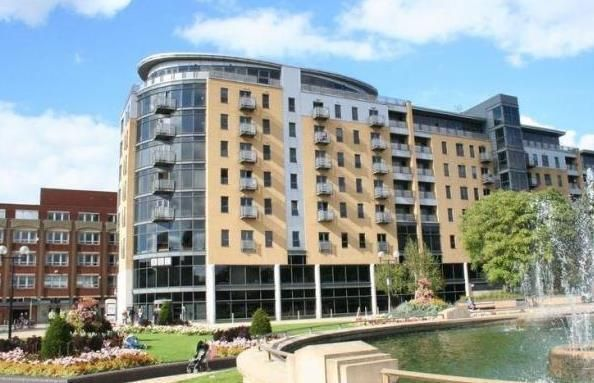 1 bed flat for sale in Queens Dock Avenue, Hull HU1