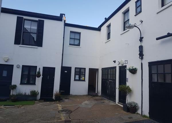 Thumbnail Warehouse to let in Unit 11, Chapel Mews, Hove, East Sussex