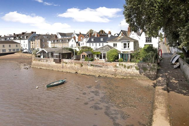 Thumbnail Detached house for sale in The Strand, Topsham, Exeter