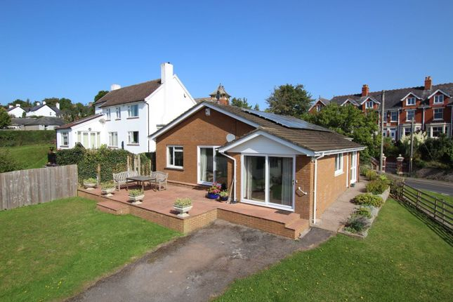 Thumbnail Detached bungalow for sale in Prospect Close, Brecon