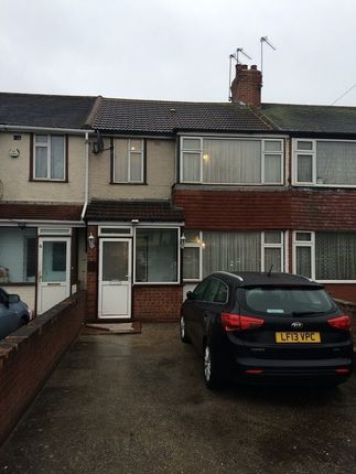 Thumbnail Terraced house to rent in Whittington Avenue, Hayes