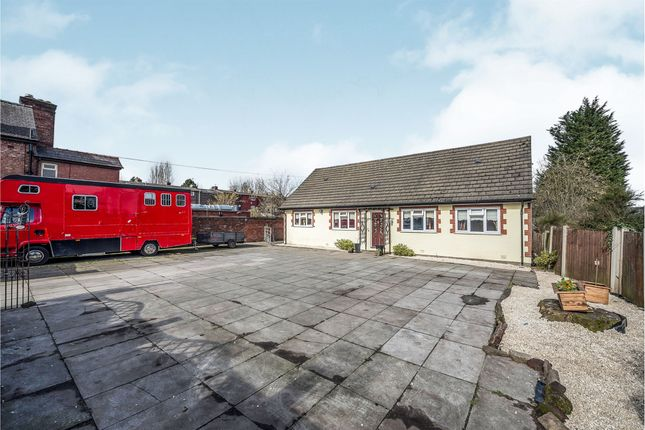 Thumbnail Detached bungalow for sale in Roby Road, Huyton, Liverpool