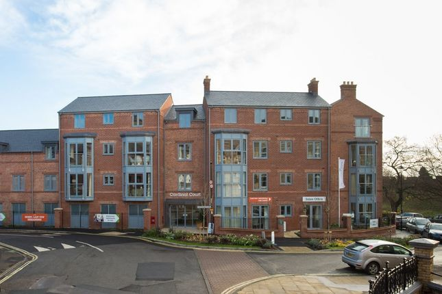 Thumbnail Flat for sale in Cardinal Court Bishophill Junior, York