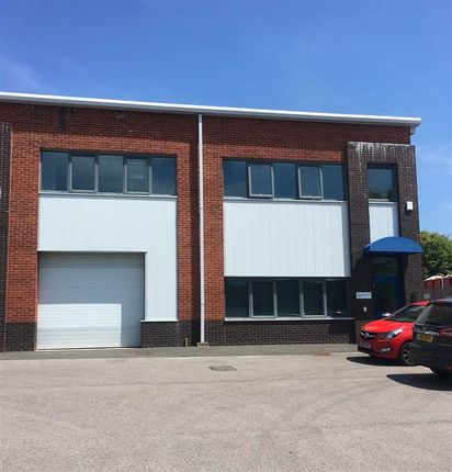 Thumbnail Warehouse to let in 8 Moorside Place, Moorside Road, Winchester, Hampshire
