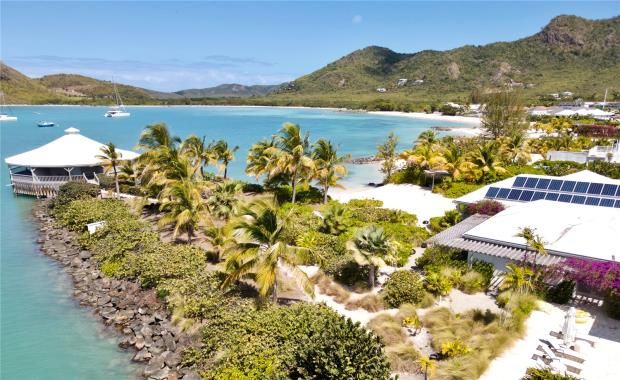 Thumbnail Property for sale in Palm Point, North Finger, Jolly Harbour, Antigua