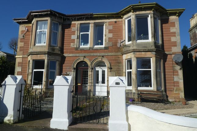 Thumbnail Flat for sale in Flat 4, 14 Ardmory Road, Rothesay, Isle Of Bute