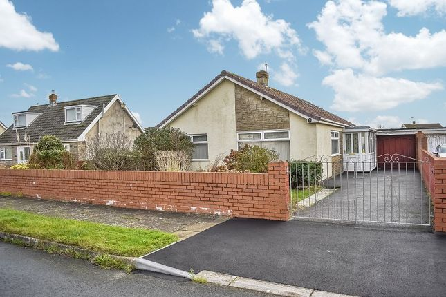 Thumbnail Detached bungalow for sale in Sandpiper Road, Porthcawl, Bridgend.