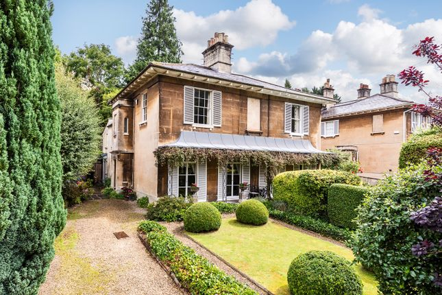 Thumbnail Semi-detached house for sale in Prior Park Road, Bath