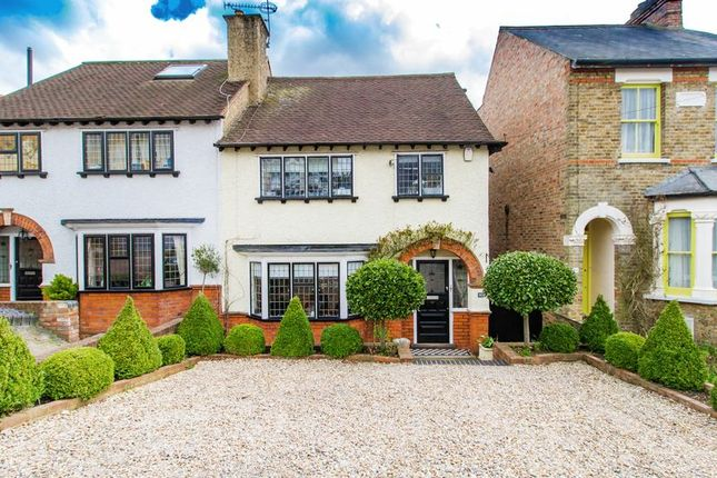 4 bed semi-detached house for sale in Queens Road, Loughton