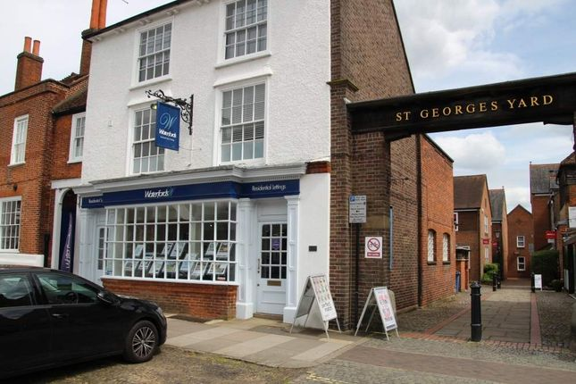 Thumbnail Retail premises to let in 72 Castle Street, Farnham
