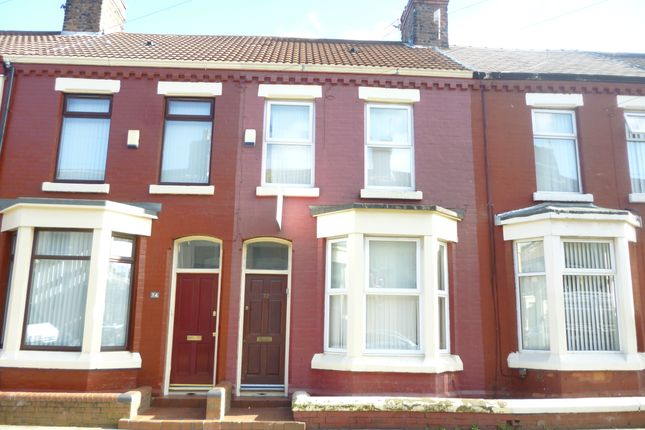 Thumbnail Terraced house for sale in Hannan Road, Liverpool