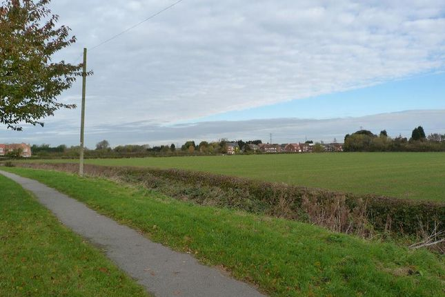 Thumbnail Land for sale in Station Road, Beckingham