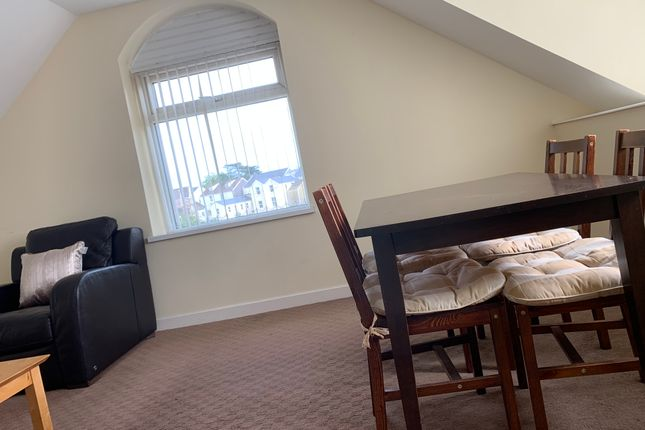 Thumbnail Flat to rent in Phillips Parade, Sandfields, Swansea
