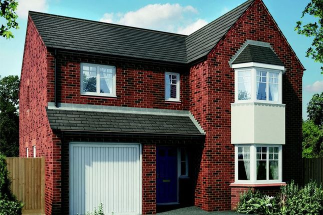 Thumbnail Detached house for sale in Salt Bank, Marston Drive, Stafford