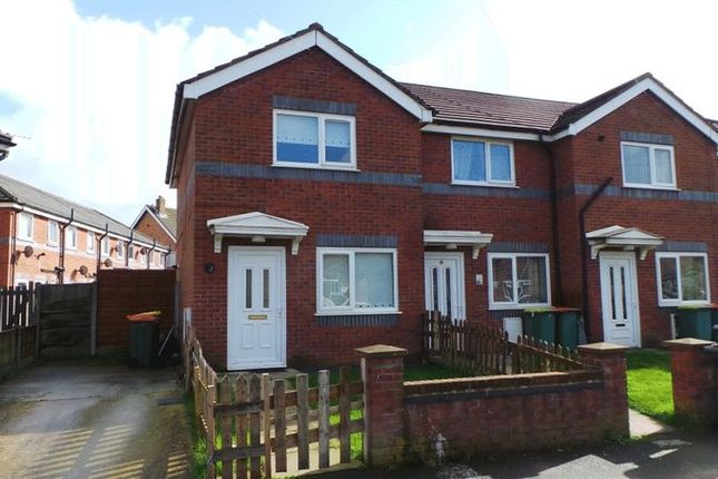 Thumbnail 2 bed terraced house for sale in Woodacre Road, Ribbleton, Preston