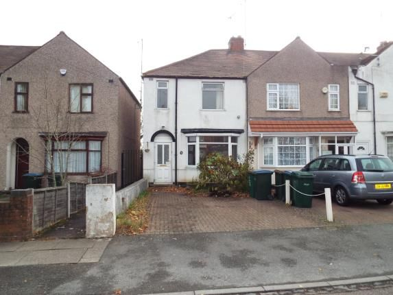 End terrace house in  Villa Road  Radford  Coventry  West Midlands  Birmingham