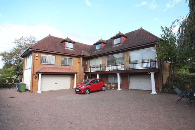 Thumbnail Detached house for sale in Ashwood Lower Lane, Ashwood, Kingswinford