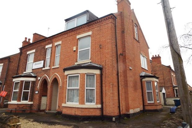 Thumbnail Shared accommodation to rent in Giles Court, Rectory Road, West Bridgford, Nottingham
