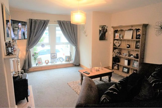 Thumbnail Flat for sale in Hunter Street, Carnforth
