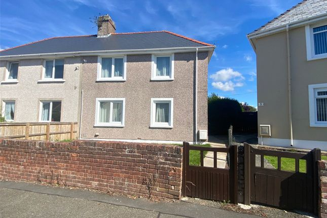 3 bed semi-detached house to rent in Priory Ville, Milford Haven SA73