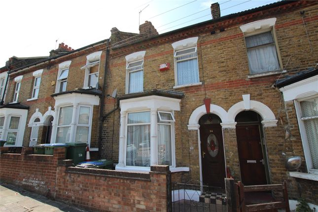 Thumbnail Terraced house for sale in Tewson Road, Plumstead
