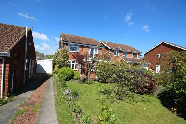 Thumbnail Detached house for sale in Butterfield Close, Crawcrook, Ryton