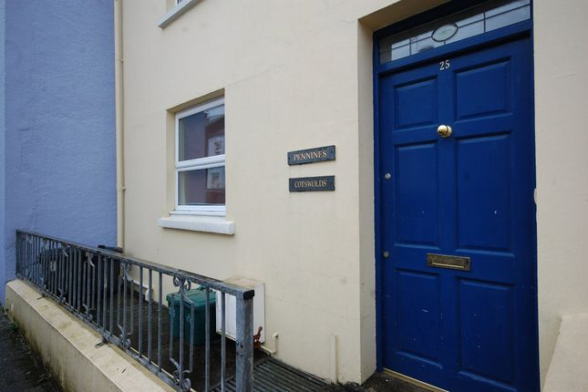 Thumbnail Flat for sale in Clareston Road, Tenby