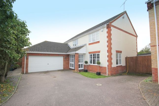Thumbnail Detached house to rent in Maidens Close, Norwich